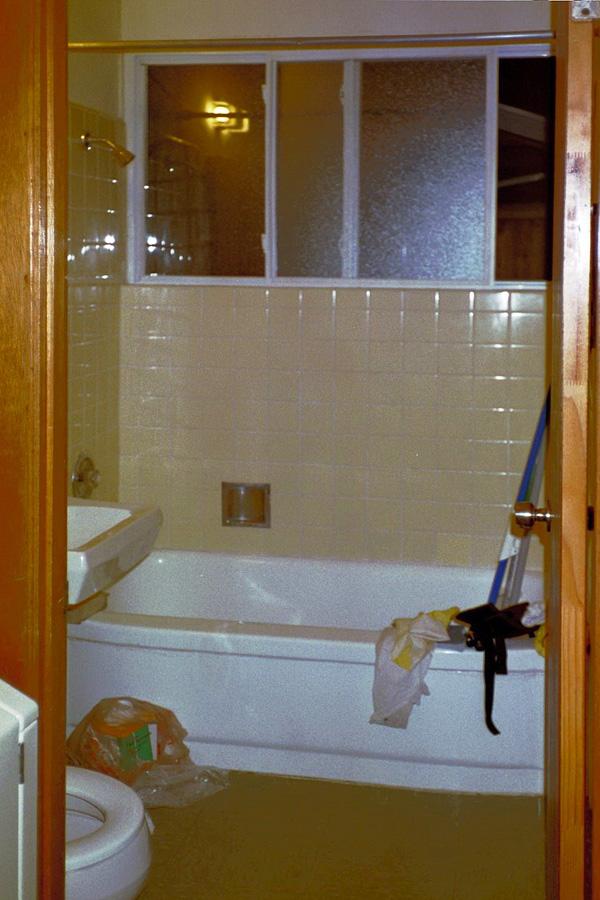 Old Guest Bath