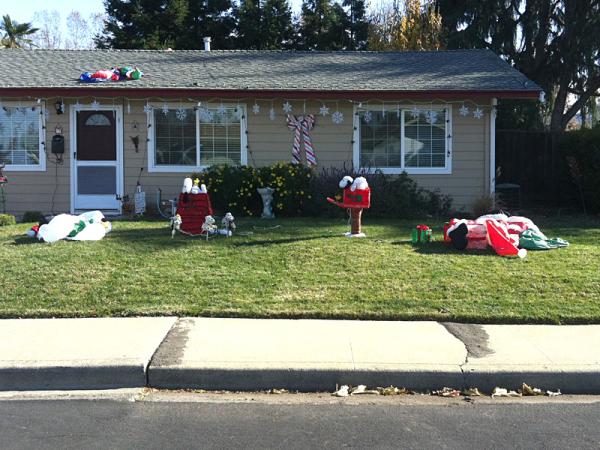 Christmas Died On My Neighbors Lawn Redneckmodern