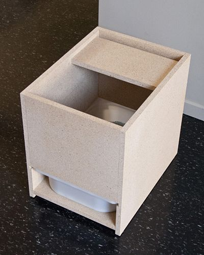 Are Modkat Litter Boxes Ok For Older Large Cat