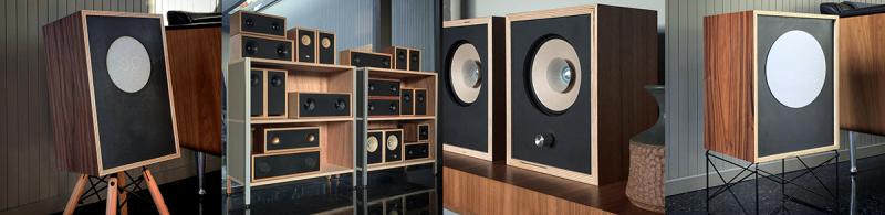 Speaker-collage